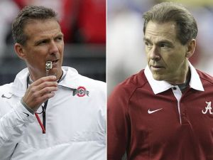 Urban vs. Saban