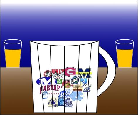 CFB Drinking Schedule