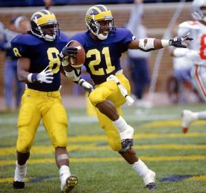 Desmond Howard is originally from Cleveland, Ohio