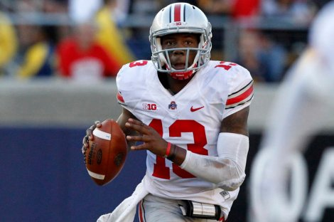 NCAA Football: Ohio State at California