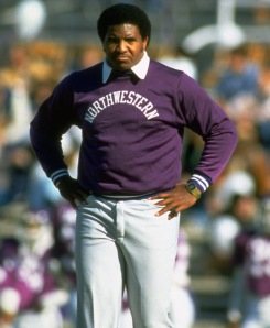 Dennis Green was the first black head coach at a FBS School.