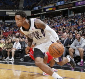 Ben Mclemore the Kings 1st round pick