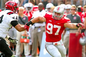 Joey Bosa has been a pleasant surprise as a true freshman