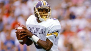 Jeff Blake Finished 7th in the 1991 Heisman voting.