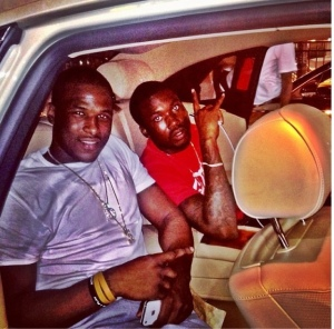 Good or bad thing Dion and Meek Mill are friends?
