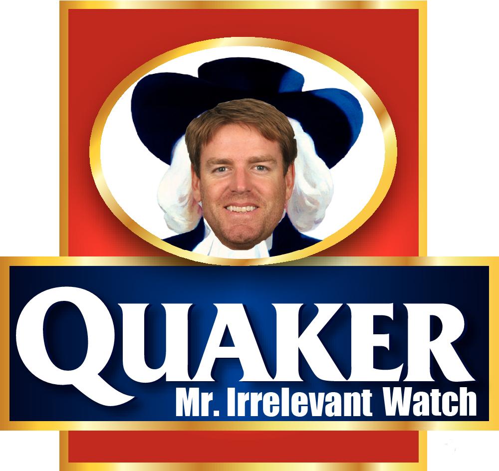 Quaker Oats Guy Name Quaker-oats-mr-irrelevant jpgQuaker Oats Guy