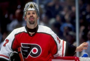 Hextall, the original Ron Artest