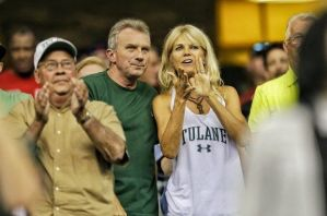Joe Montana will be happy to see his son Nick back under center this week for Tulane.