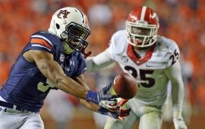 AP APTOPIX Georgia Auburn Football