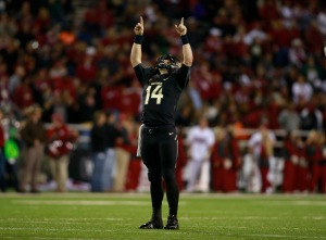 The conductor of the Baylor train