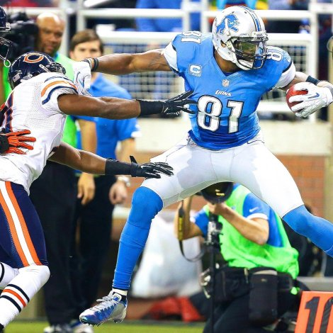 Peanut vs. Megatron will be the matchup key of the day