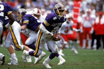 ECU has a chance to win 10 games for the first time since Jeff Blake was the QB.