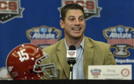 """""""I get to bring all the players from Bama right?"""""""