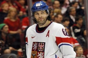I look forward to my grandkids watching Jagr someday