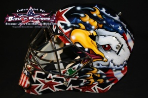 Ryan Miller loves America